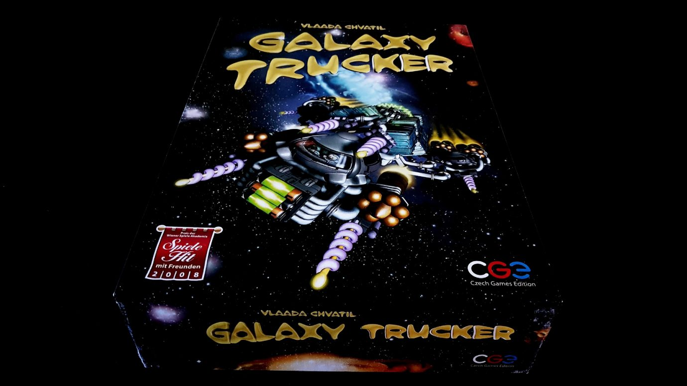 Galaxy Trucker box