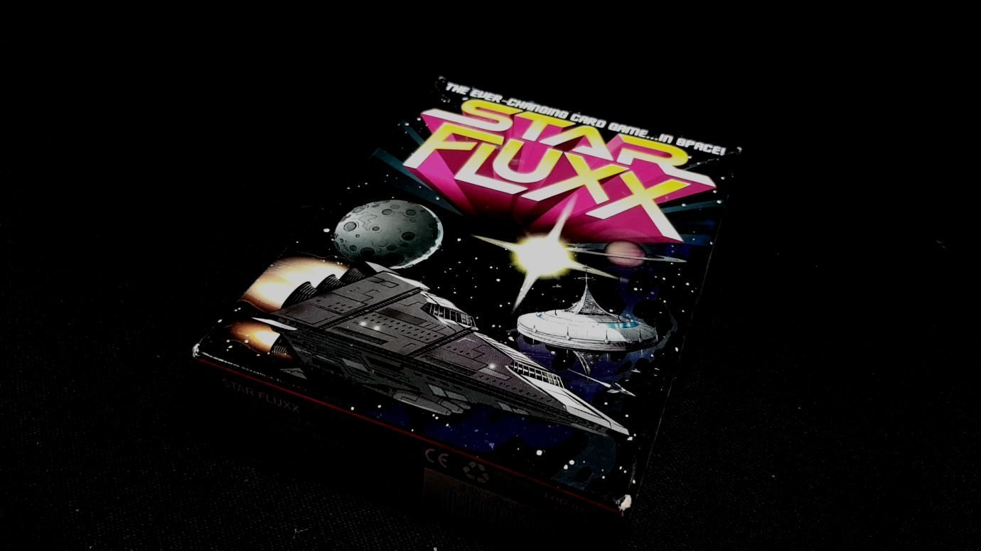 The Star Fluxx box