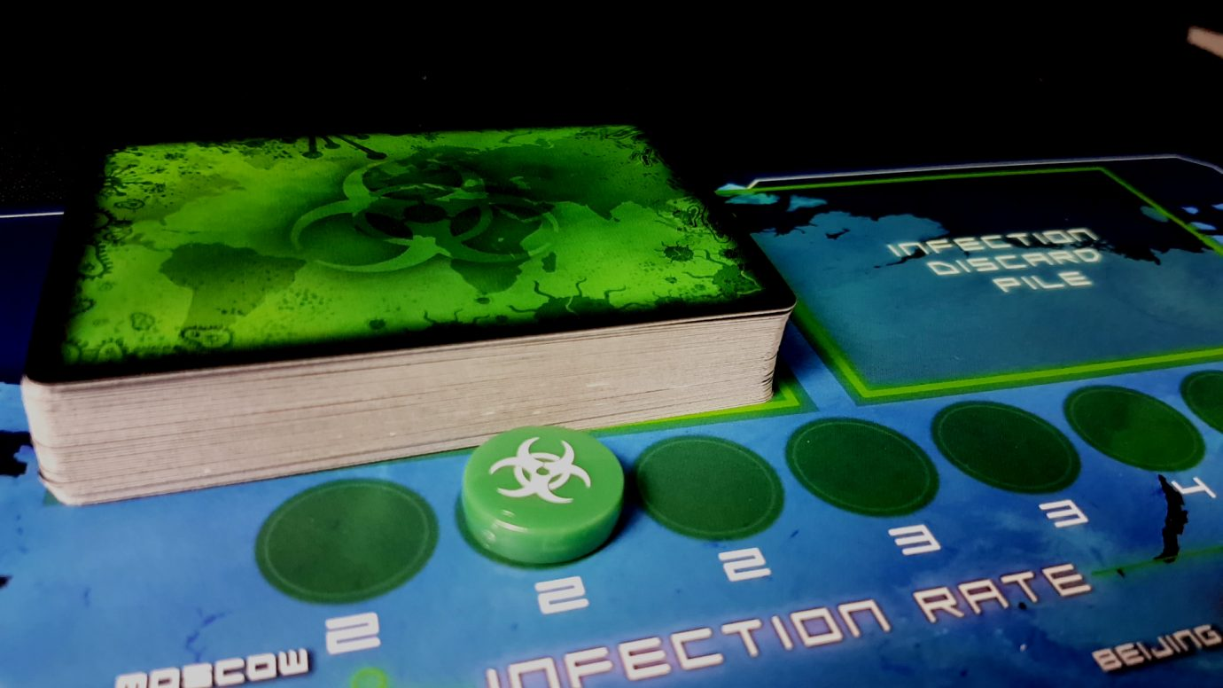 The new infection deck