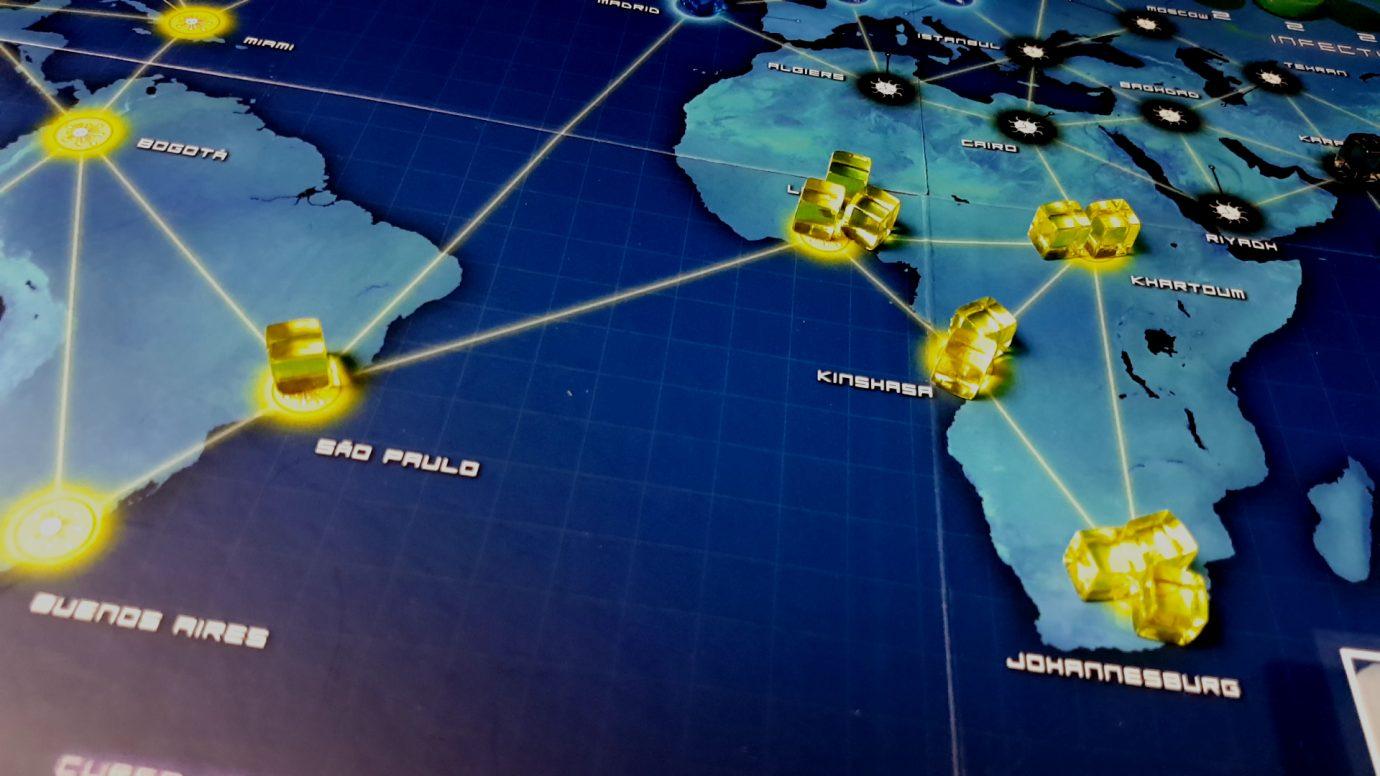 Lagos outbreak