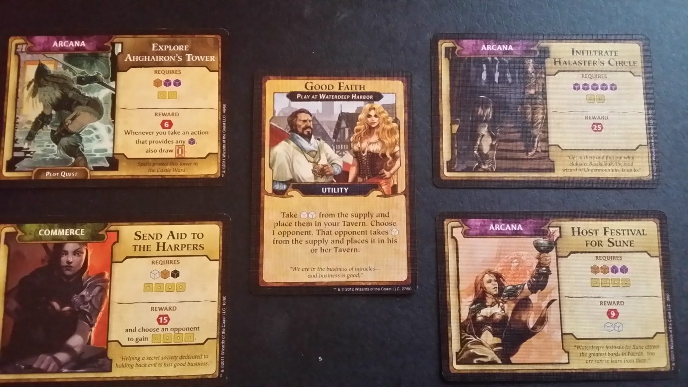 More women in Waterdeep