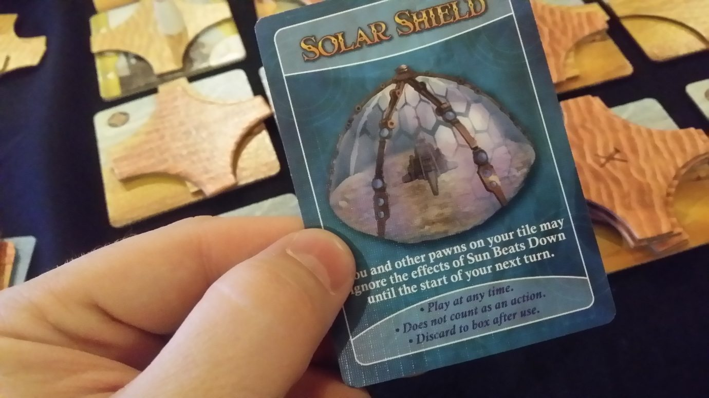 A solar shield