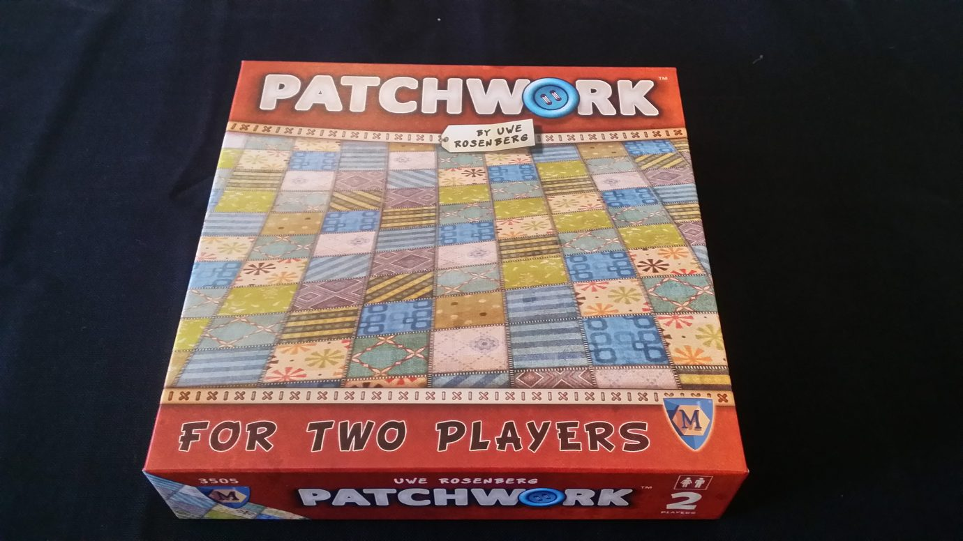 Patchwork box