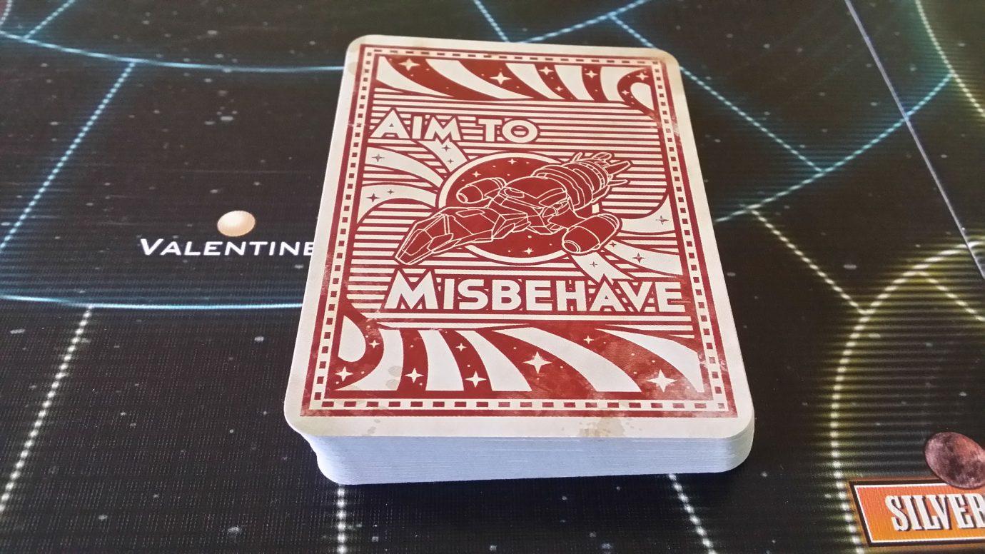 Misbehave deck