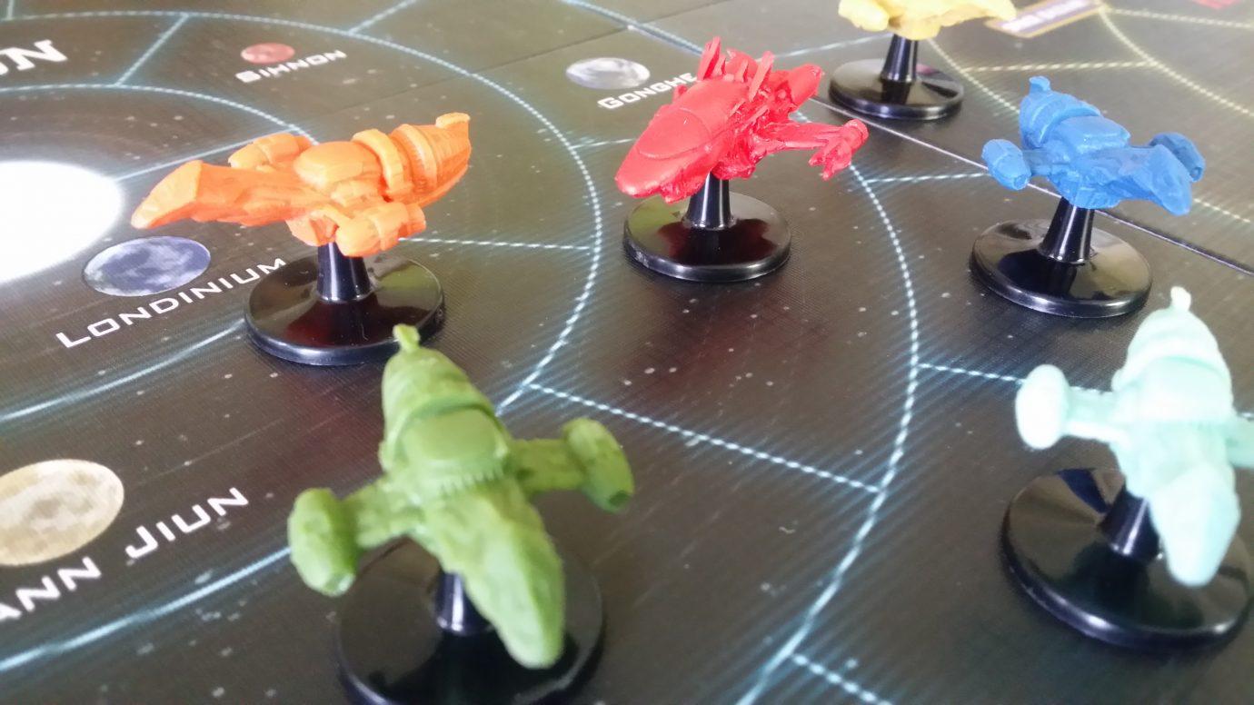 Firefly ships