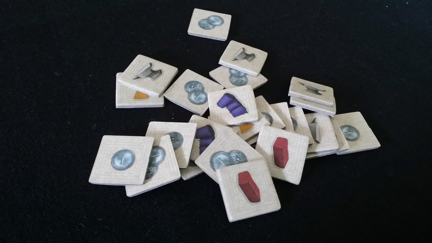 Goods tokens