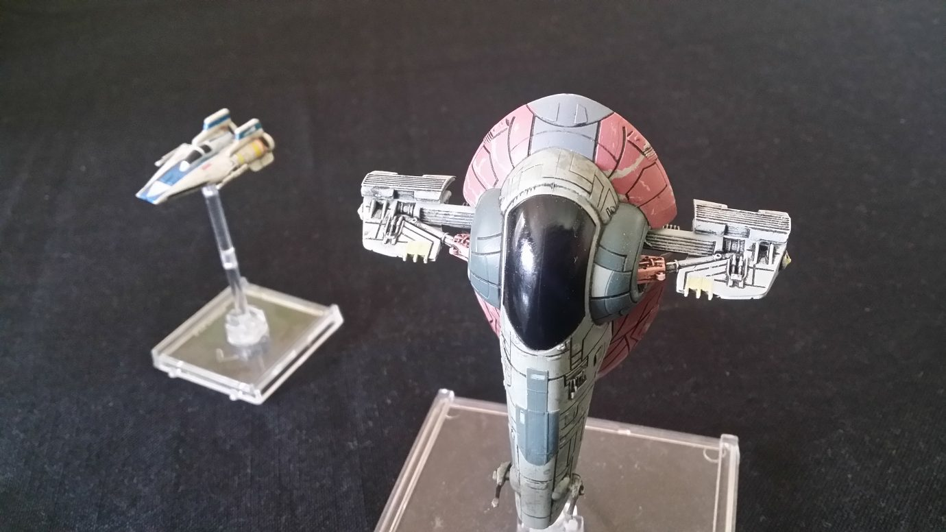 X-Wing Miniatures Accessibility Teardown