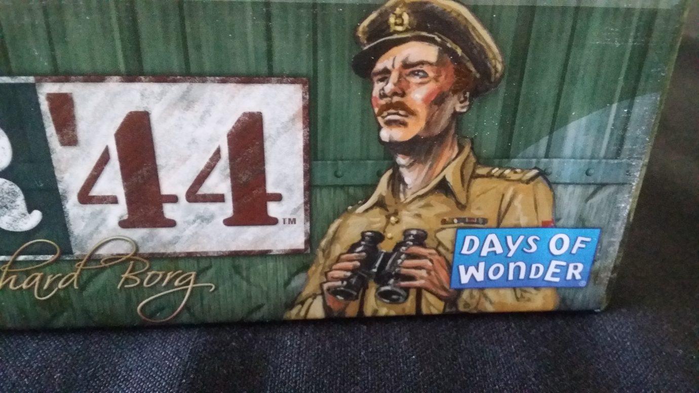 Memoir 44 General