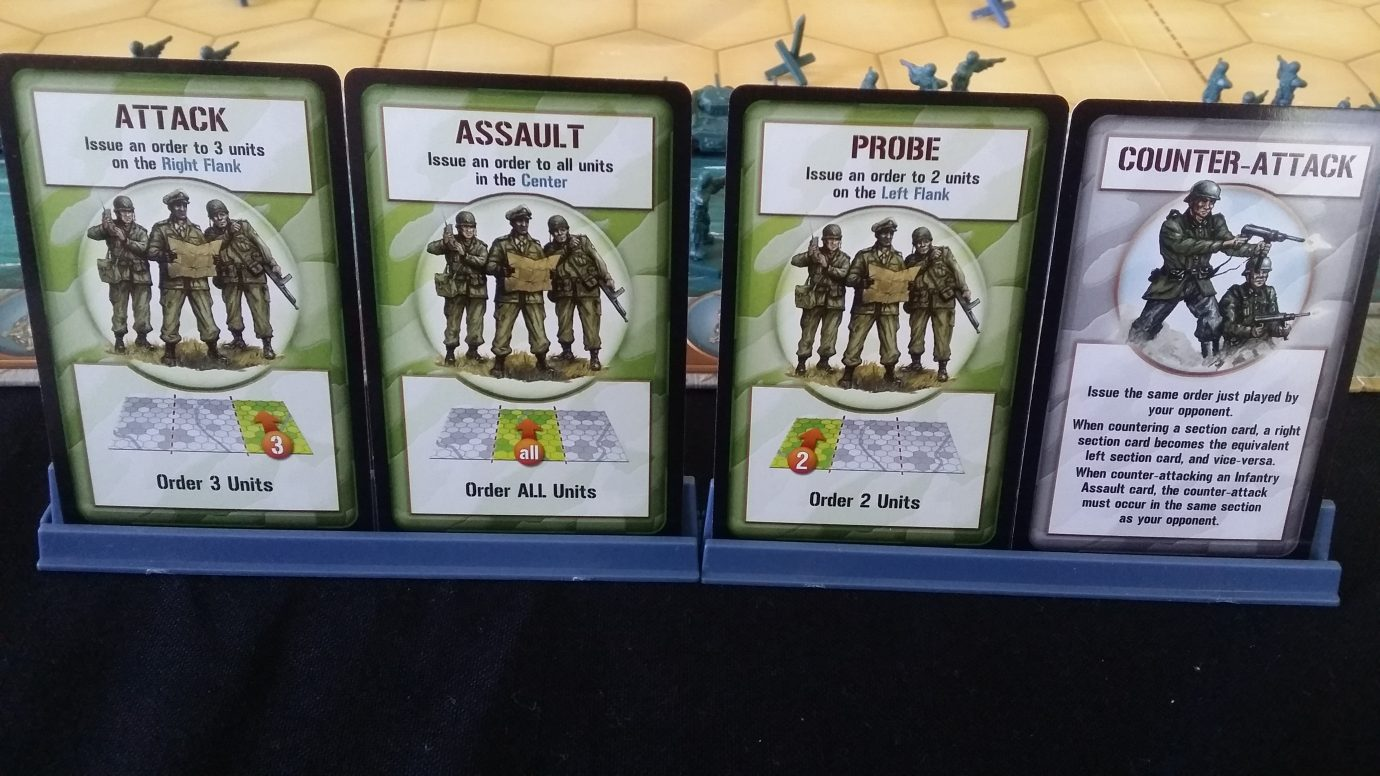 Axis cards