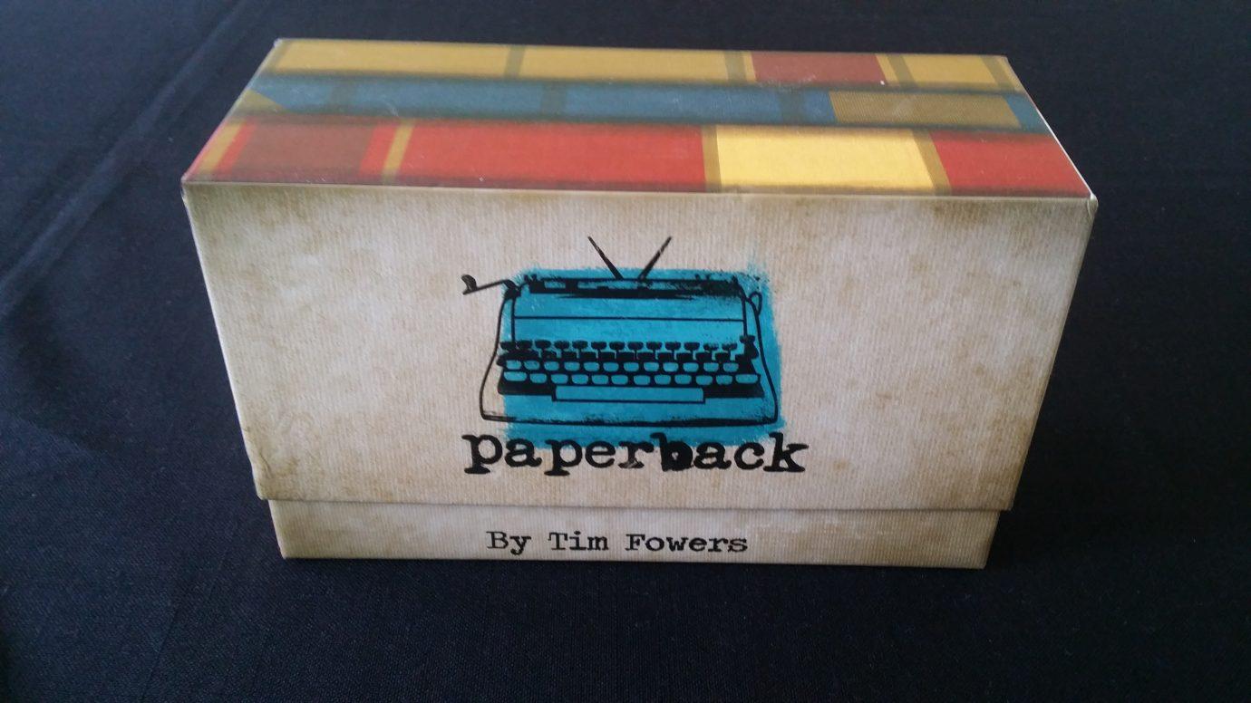 Paperback box