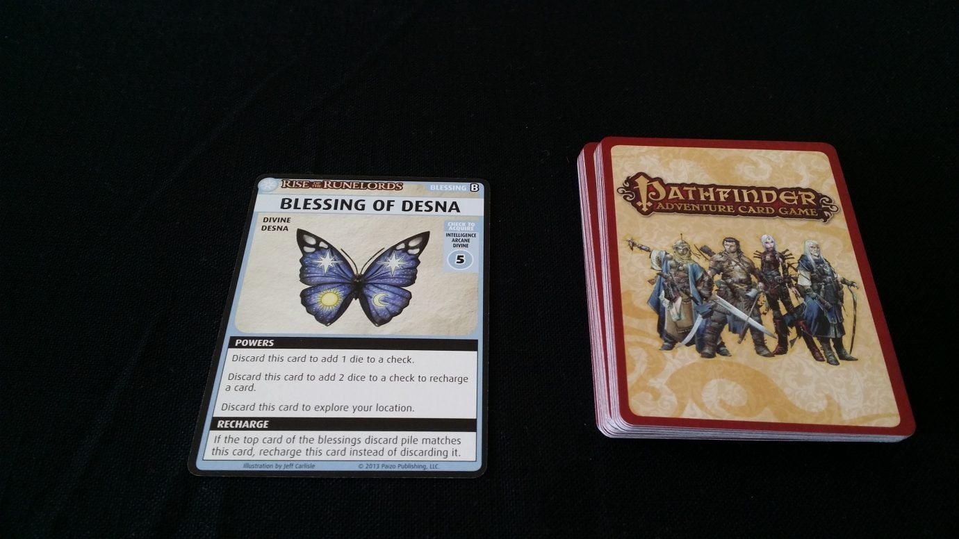 Blessings deck