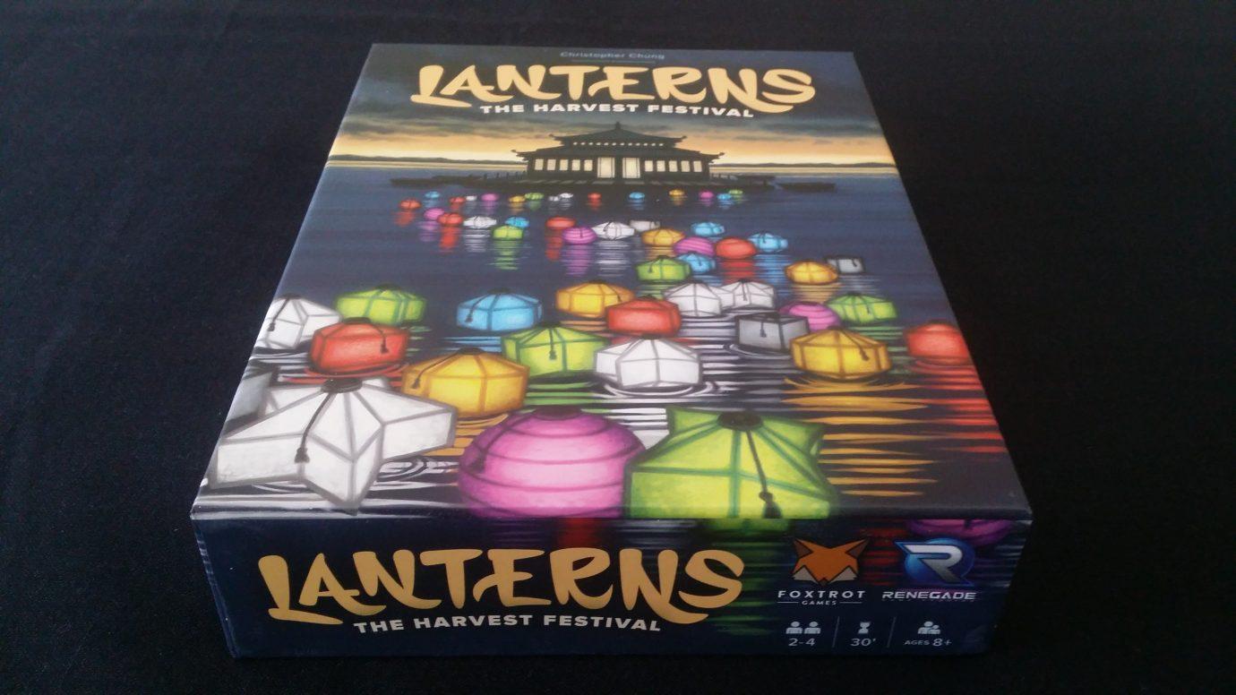Lanterns box art