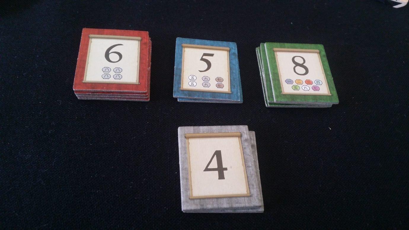 Honour tokens