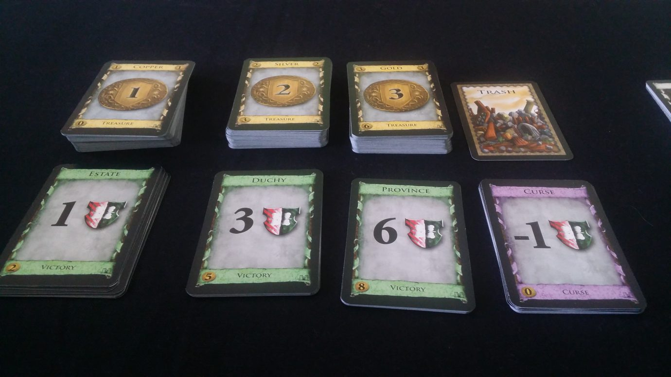Victory cards