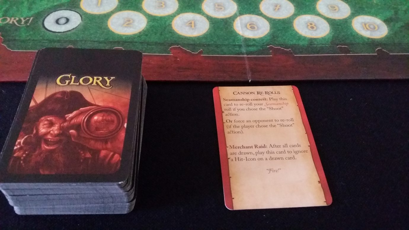 Glory cards