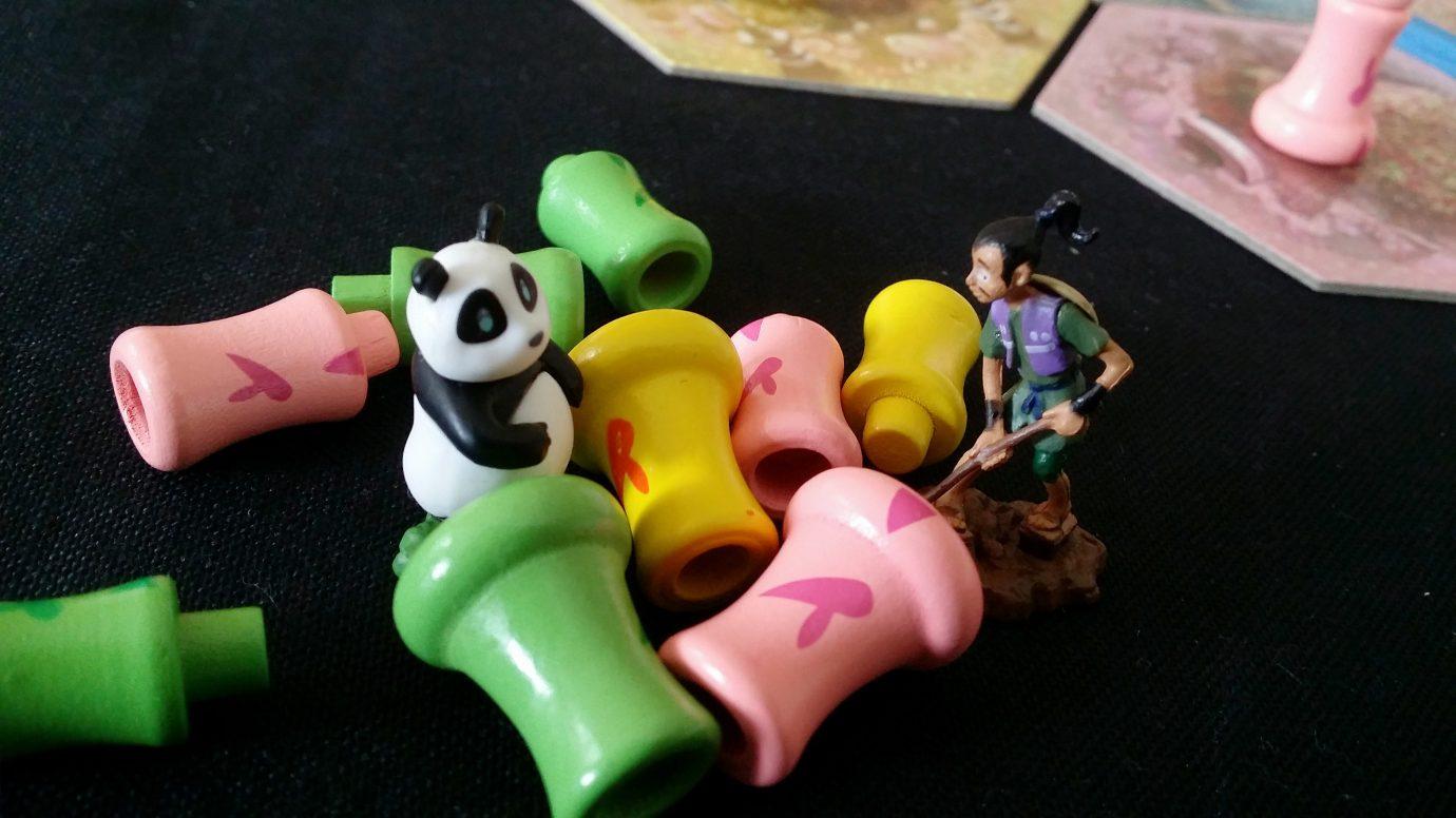 Gardener and Panda