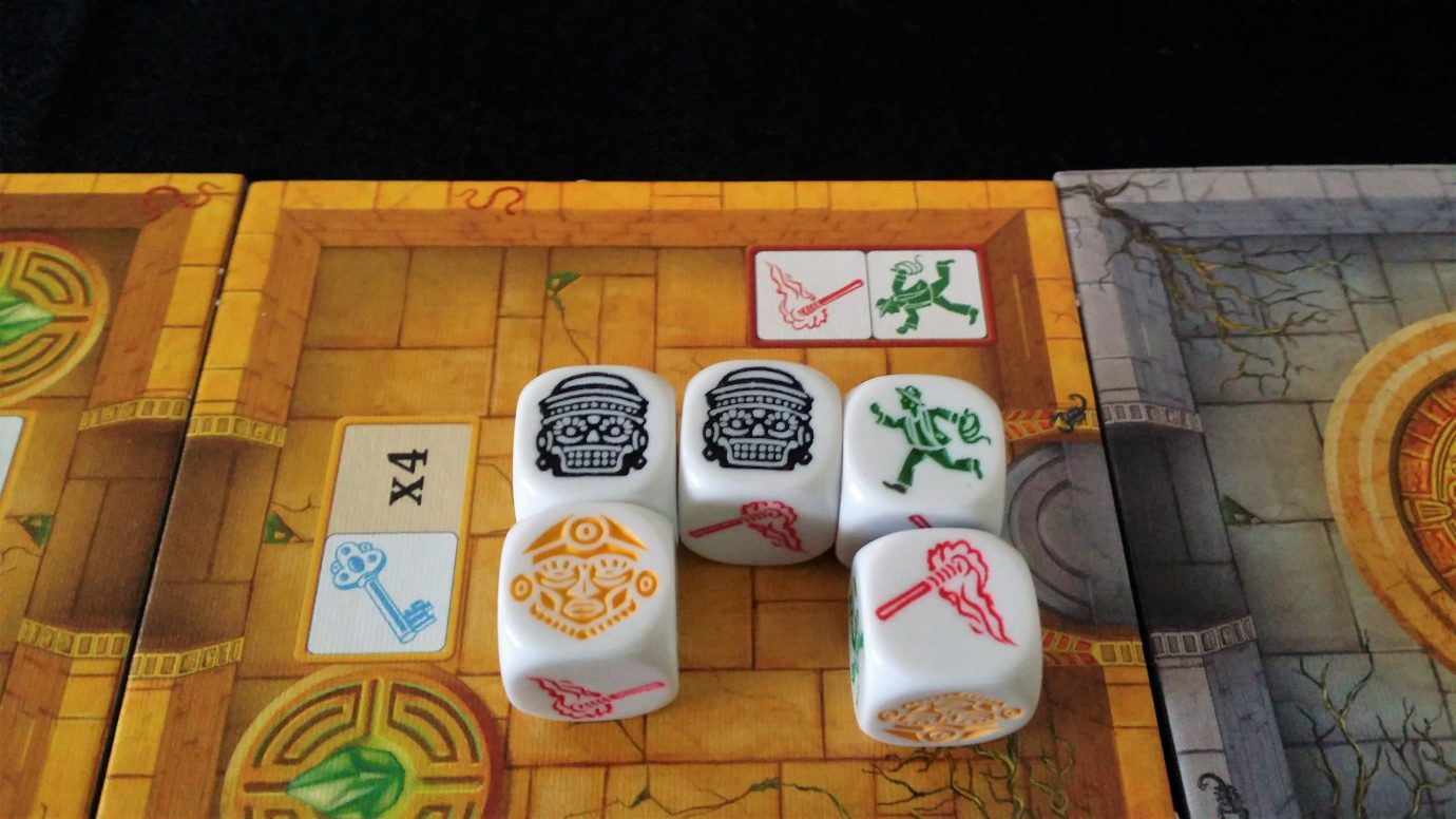 Dice and tile symbols