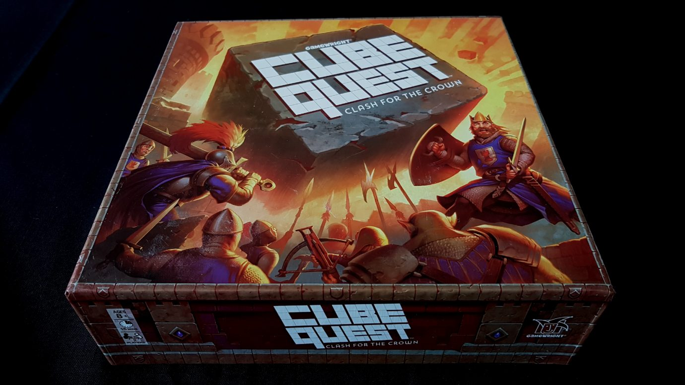 Cube Quest box