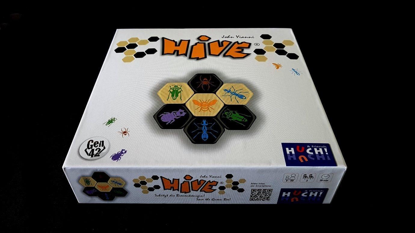 Hive box art
