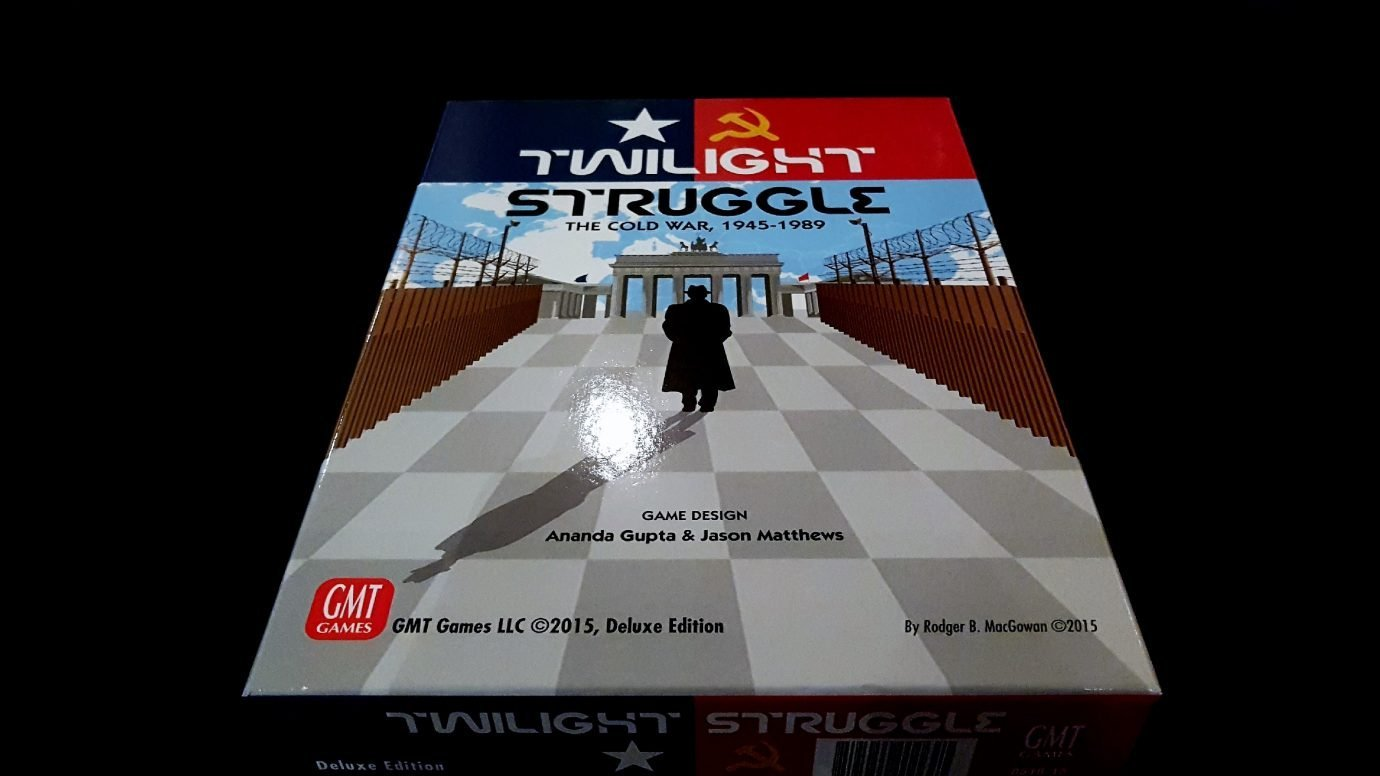 Twilight Struggle box