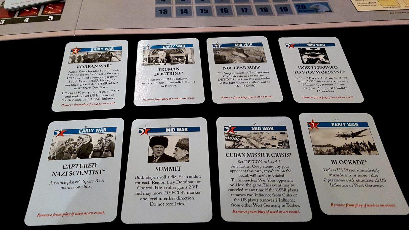Dense cards