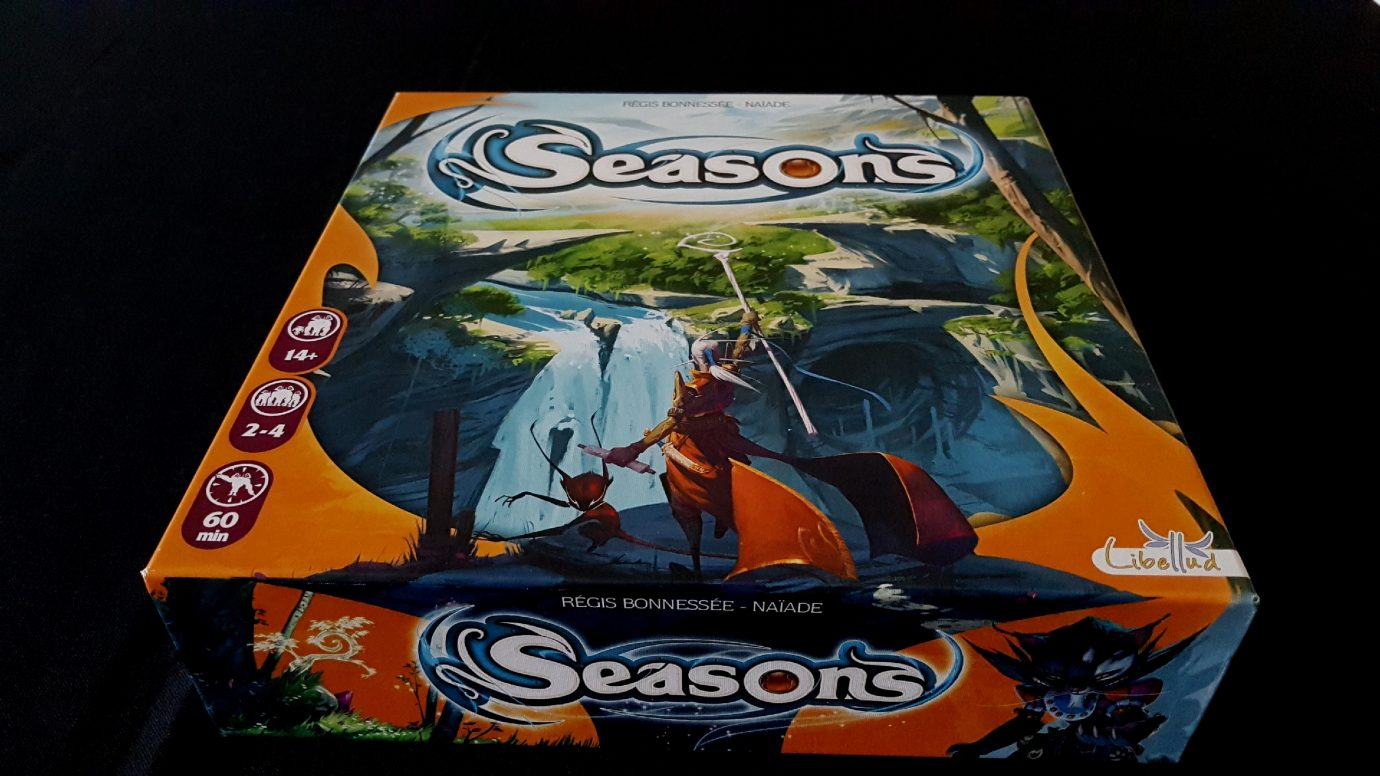 Seasons box art