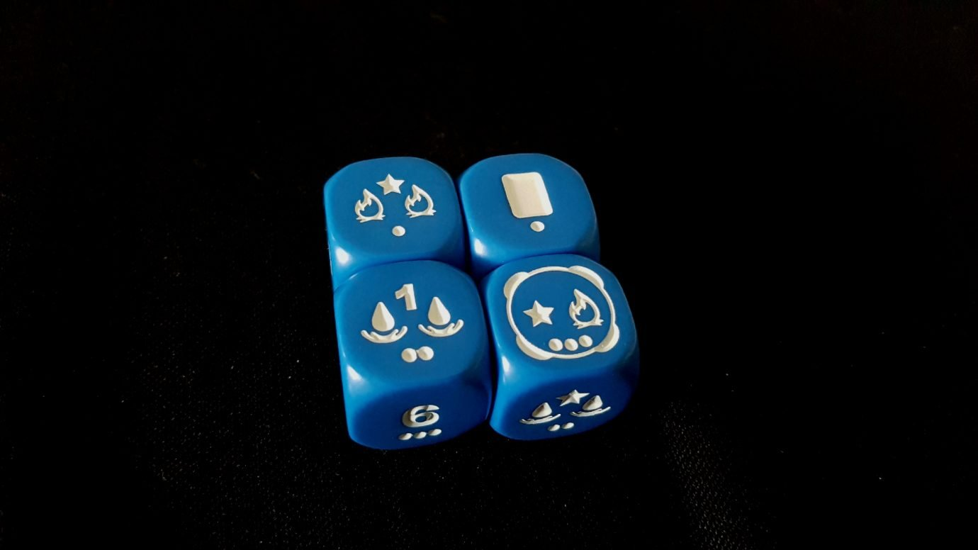 Dice in Seasons