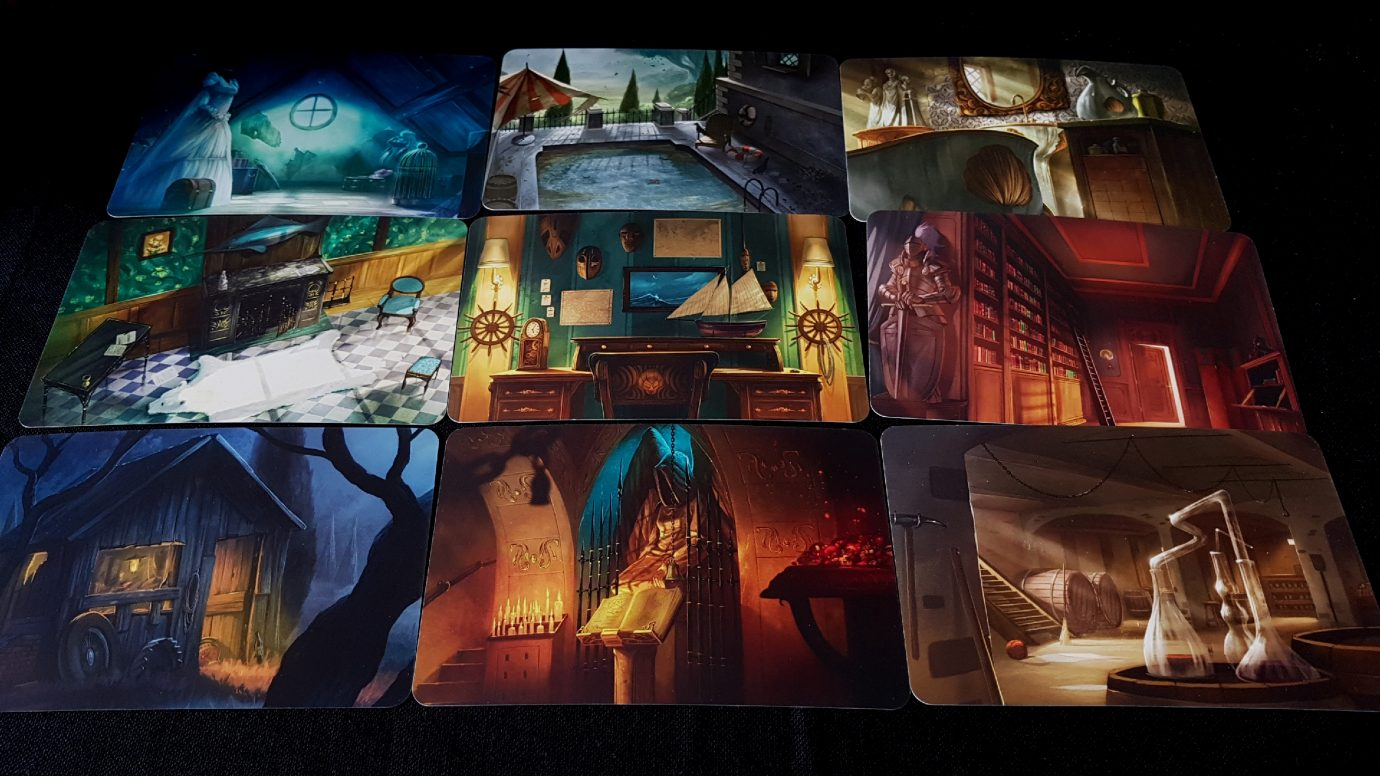 Places in Mysterium