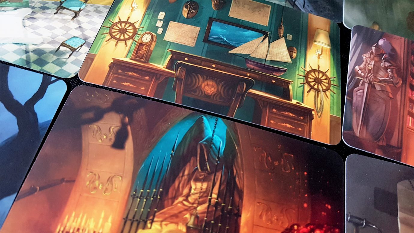 Mysterium accessibility teardown