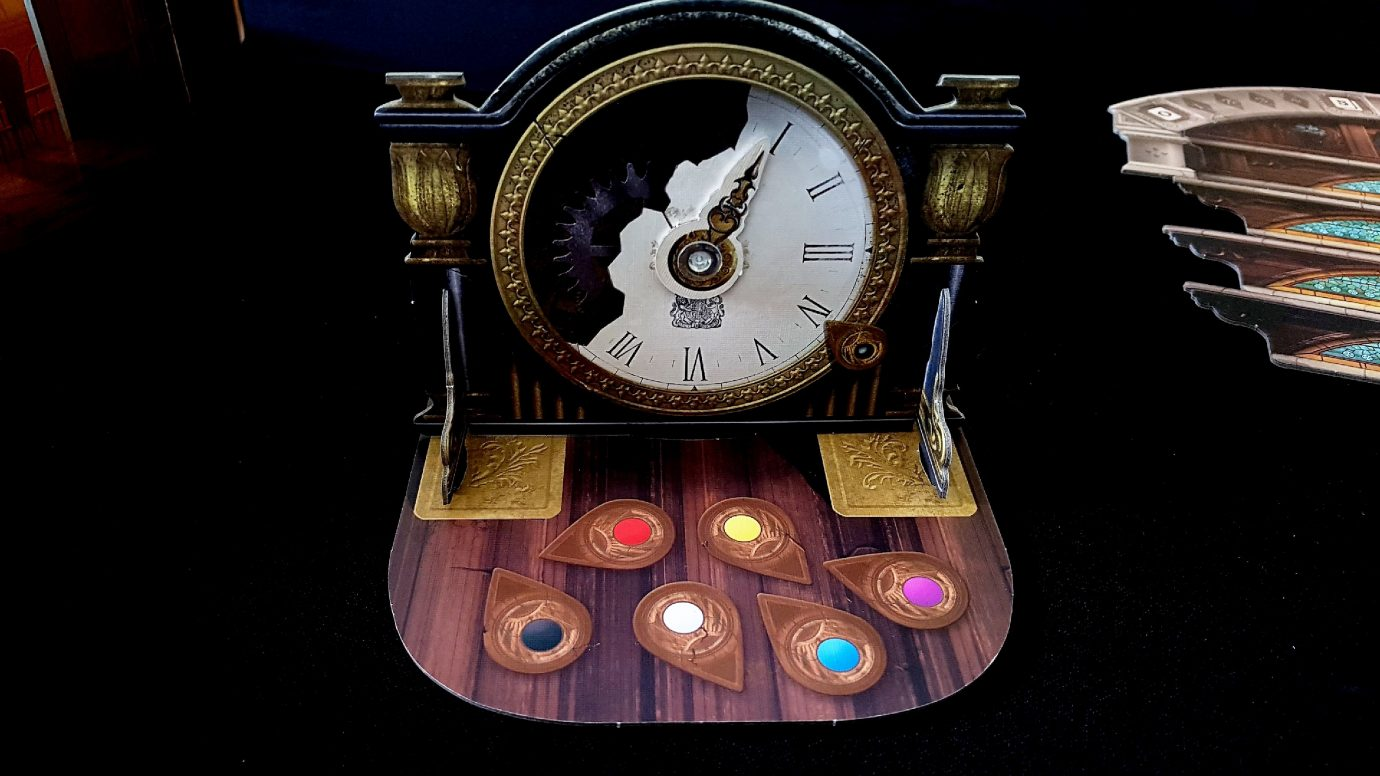 Mysterium clock