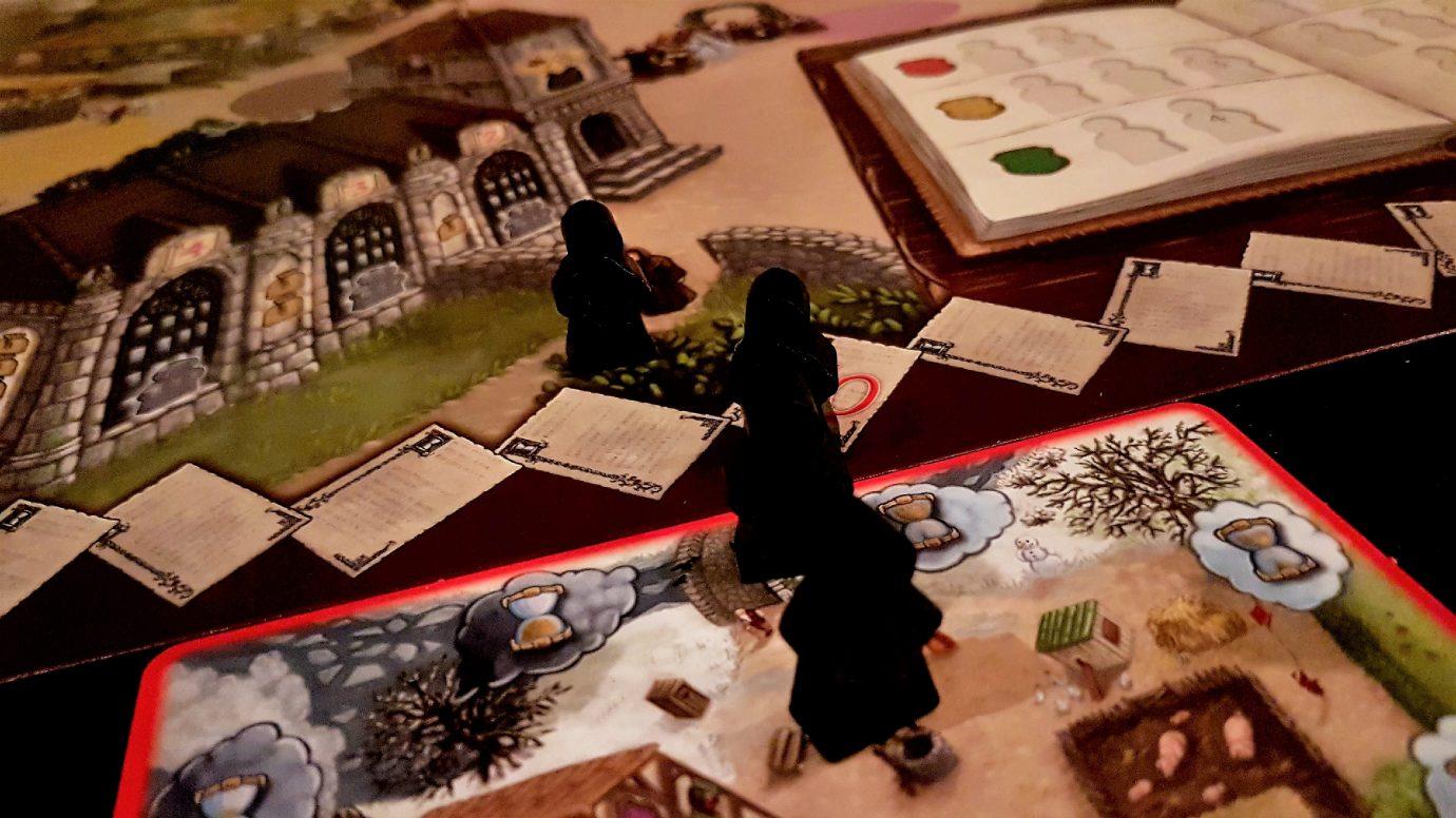 Invading monks