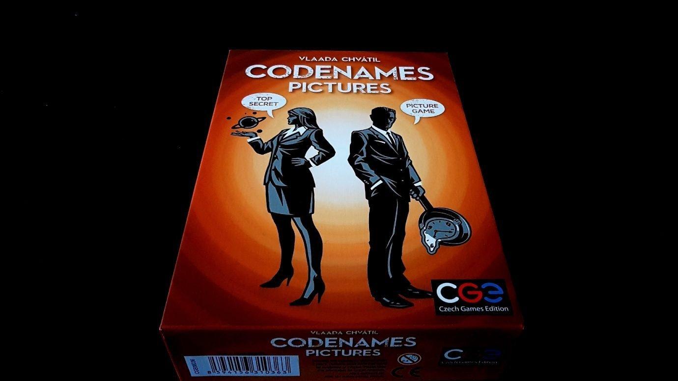 Codenames box art