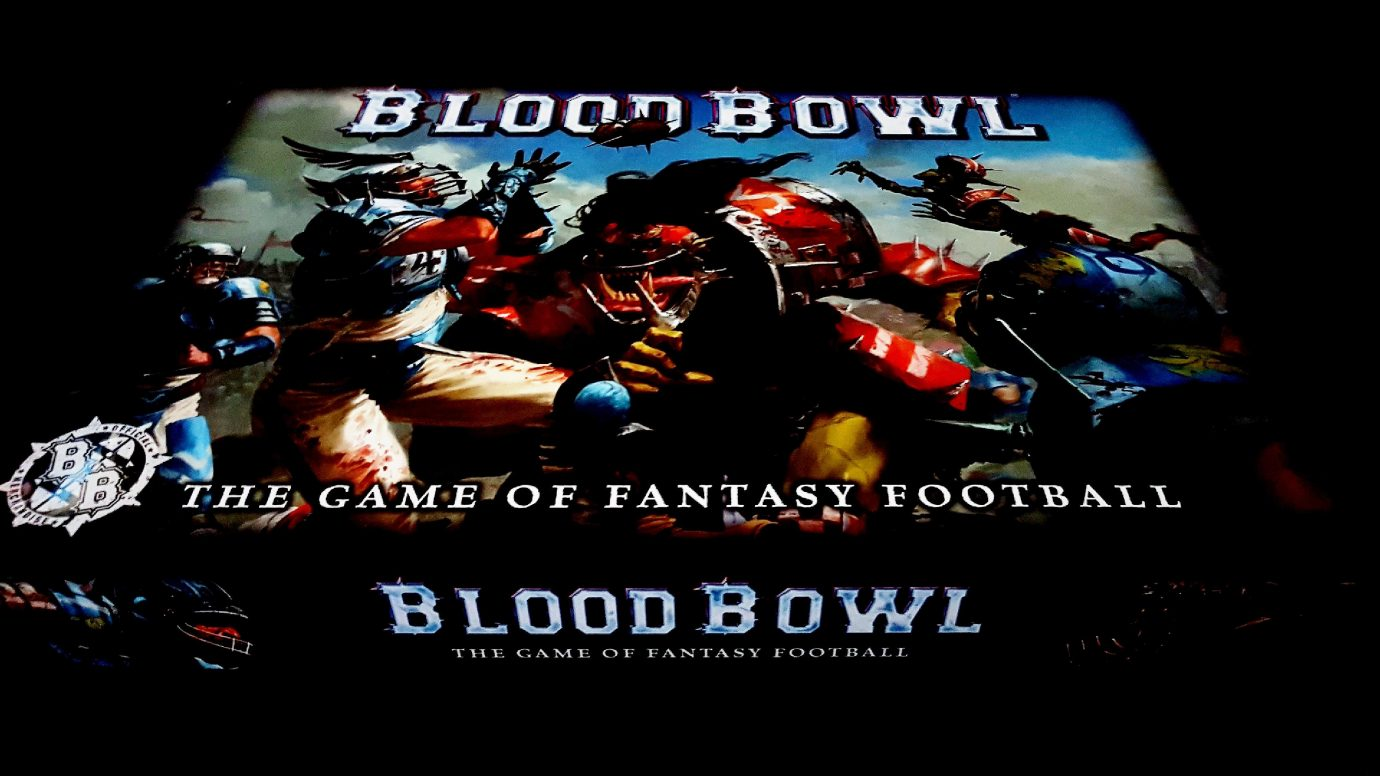 Blood Bowl box