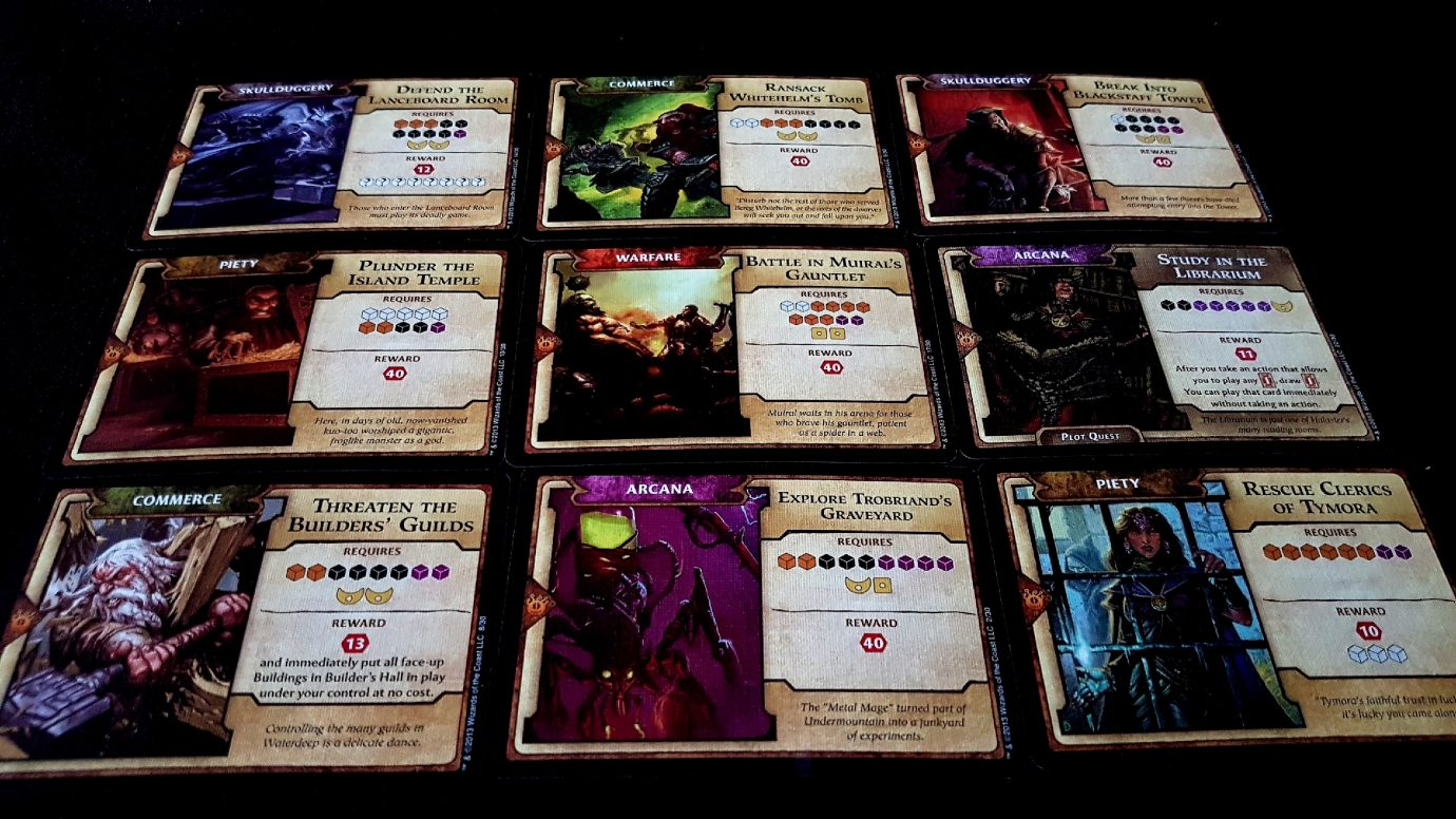 Skullmountain cards