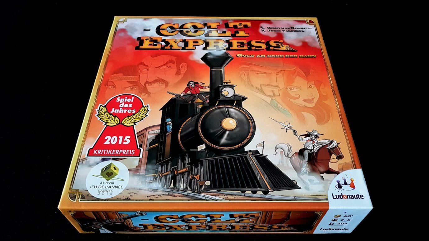 Colt express box