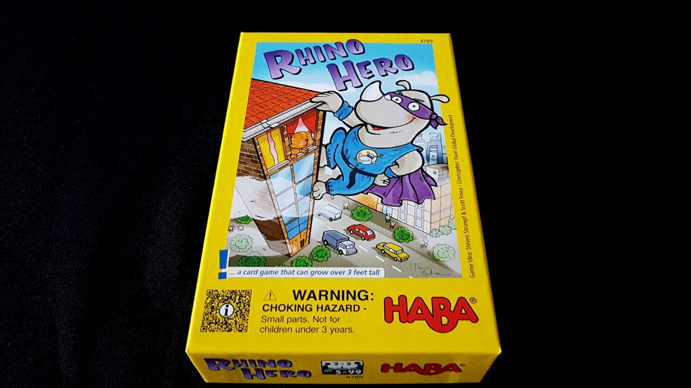 Rhino hero box