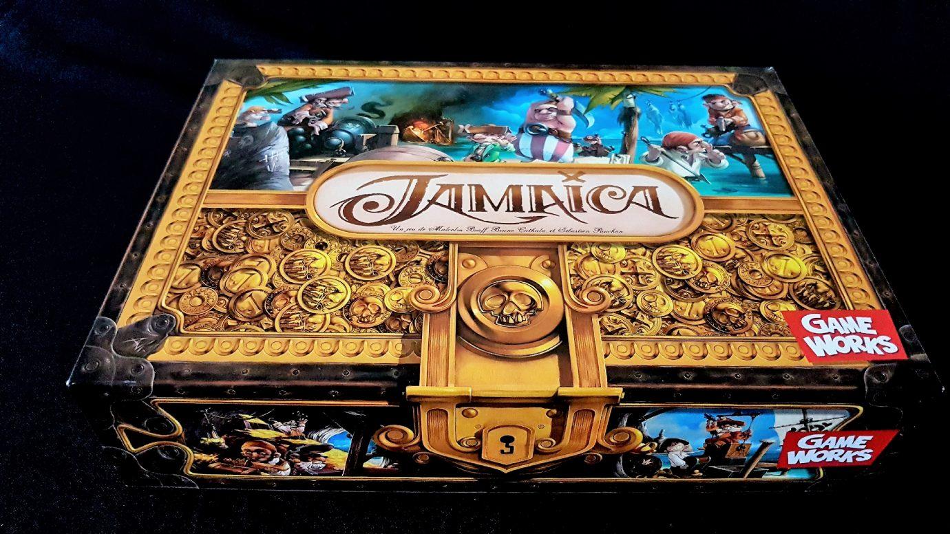 Jamaica box