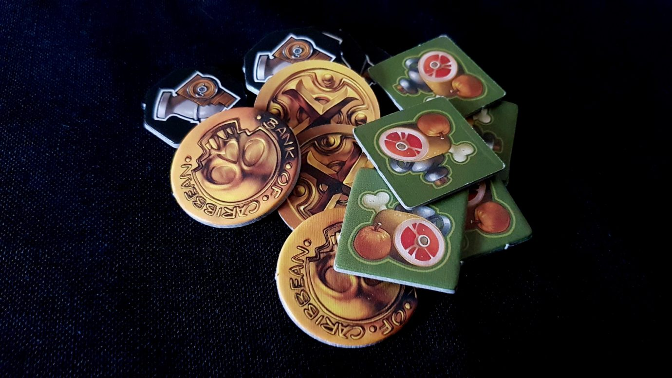 Different kinds of tokens