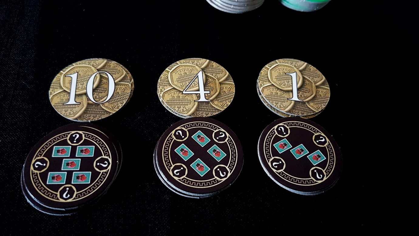 Other bonus tokens