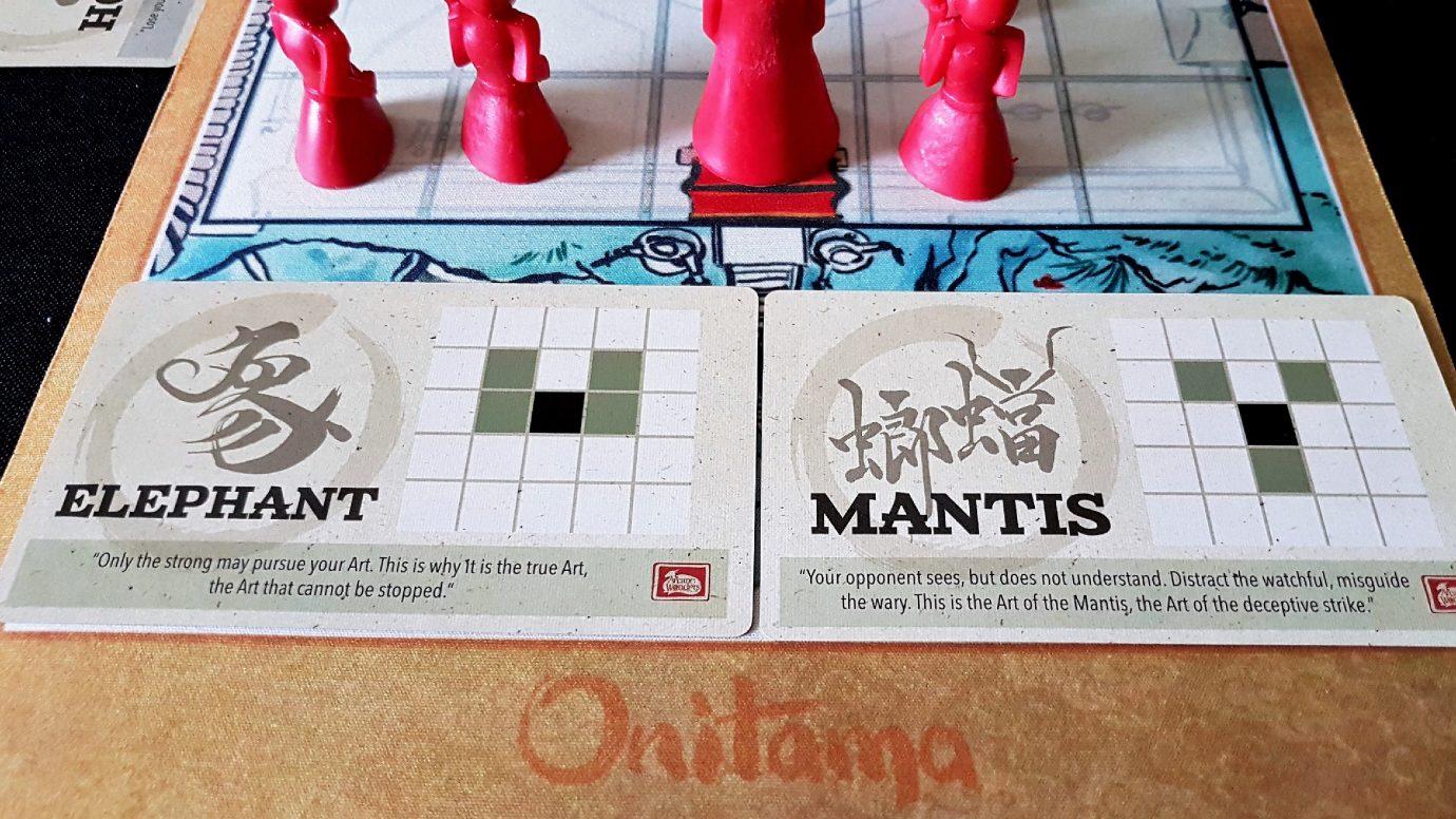 Elephant mantis cards
