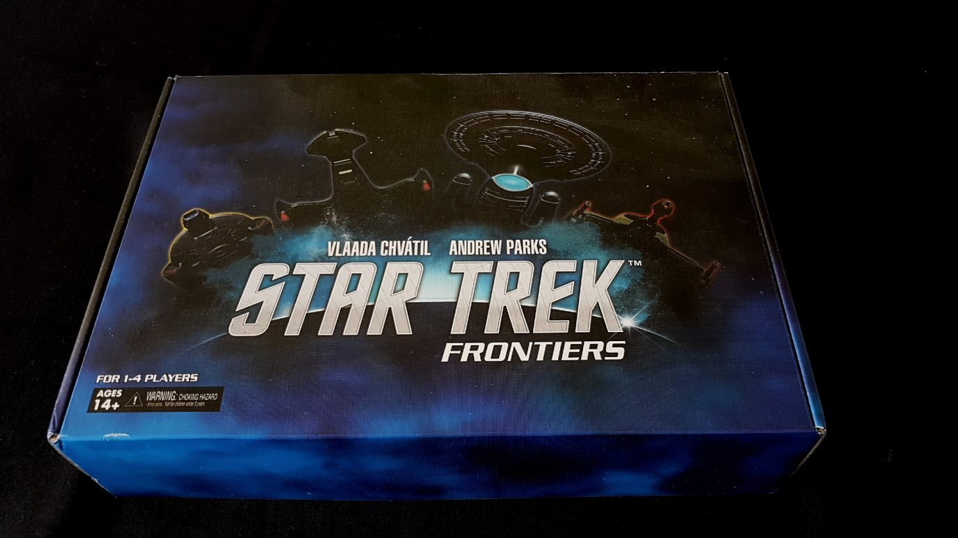 Frontiers Box