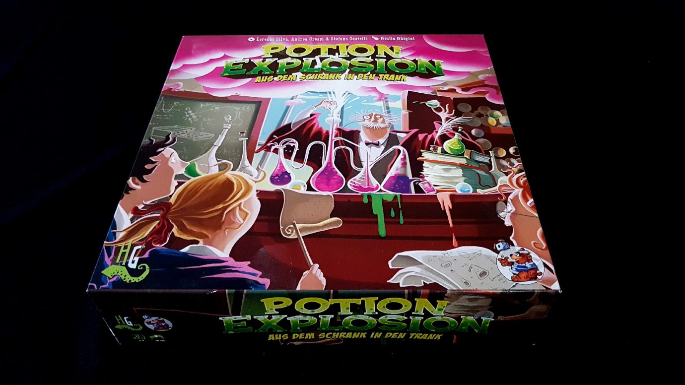 Potion Explosion box