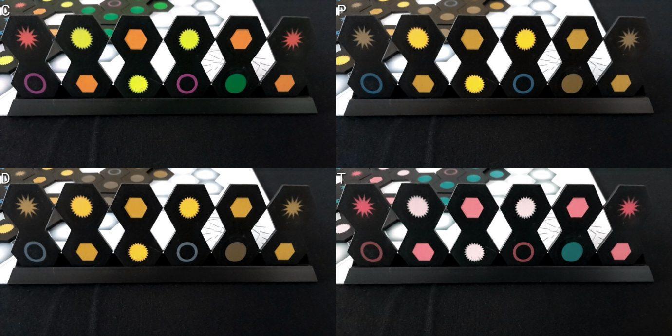 Tile rack