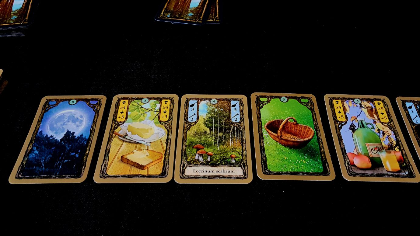 Forest cards