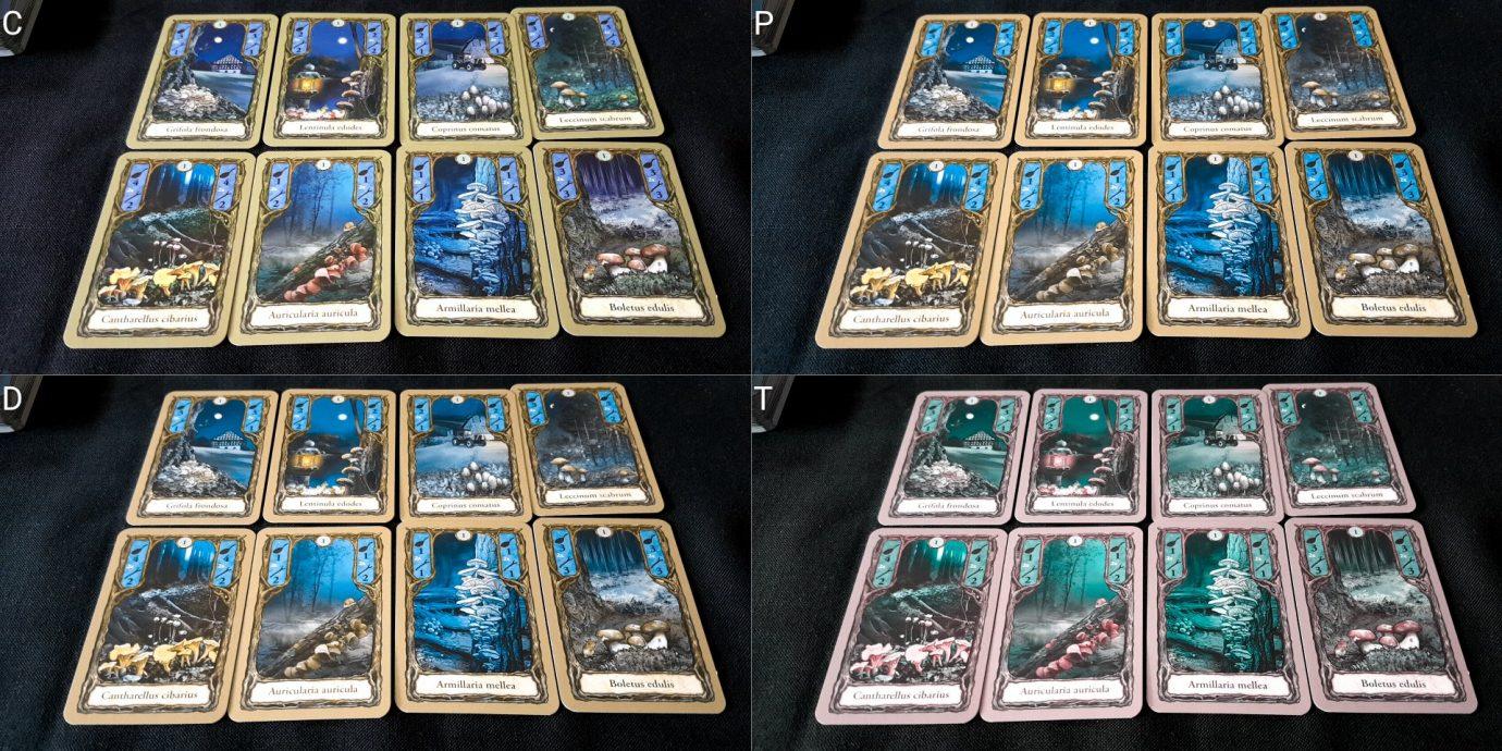 Night cards