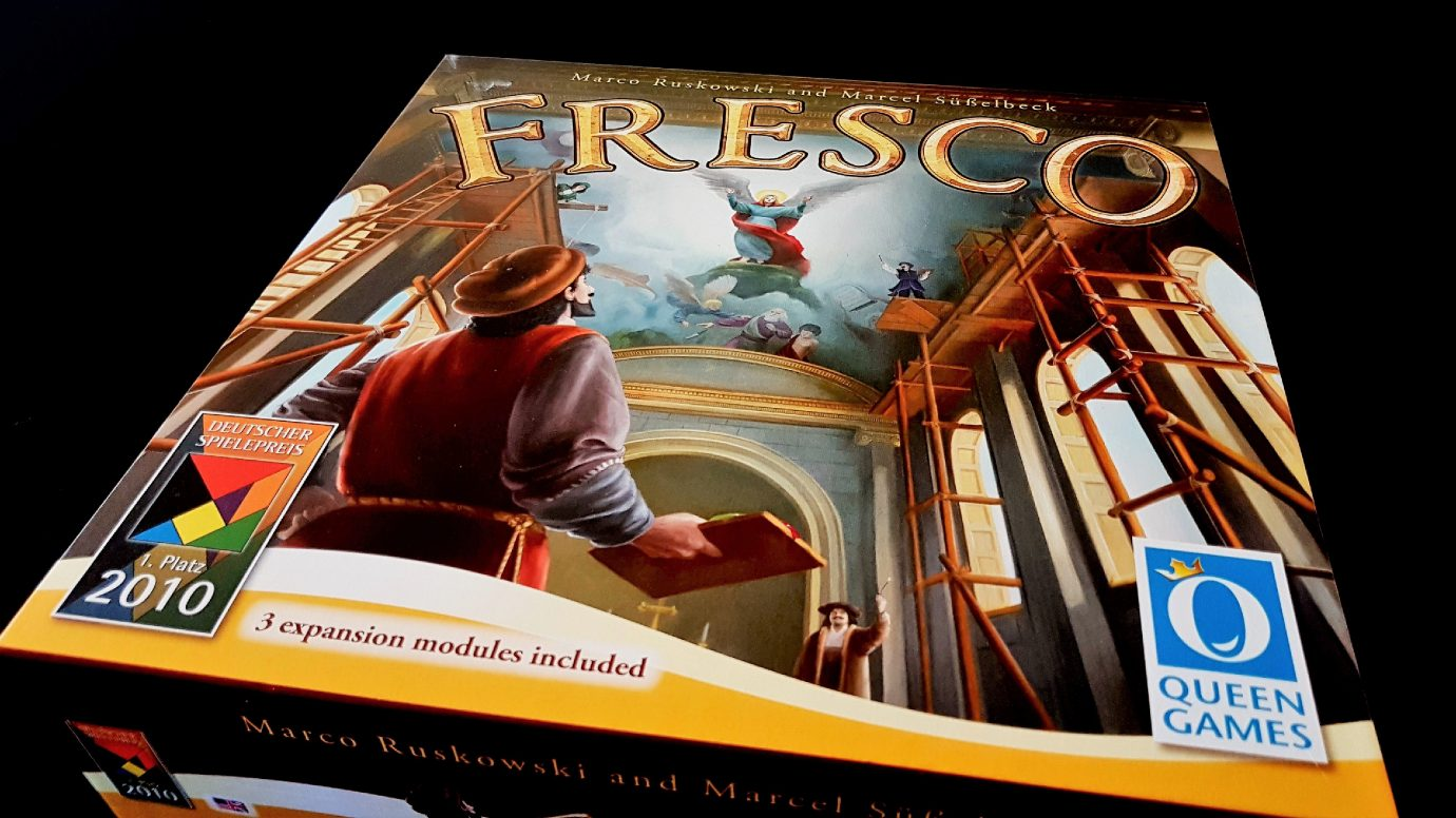Fresco box art