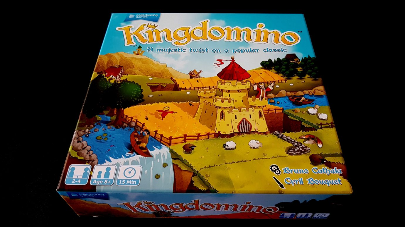 Kingdomino box art