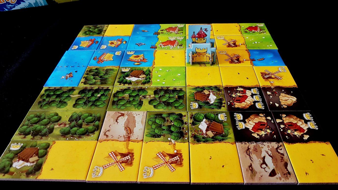 Game variant