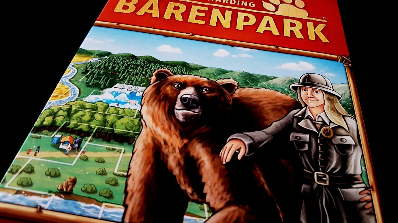 Cover of Barenpark