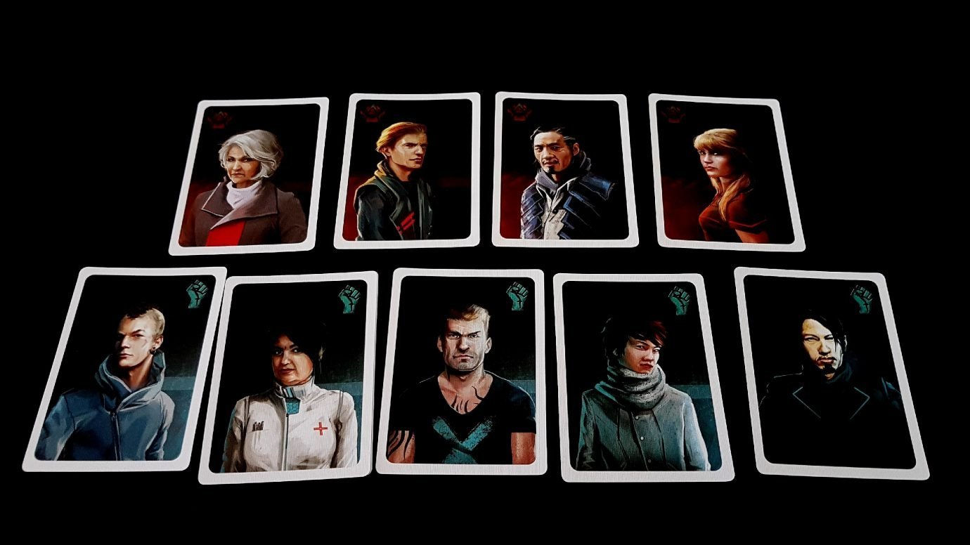 Cards and agents